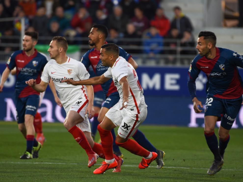 SD Huesca - Sevilla