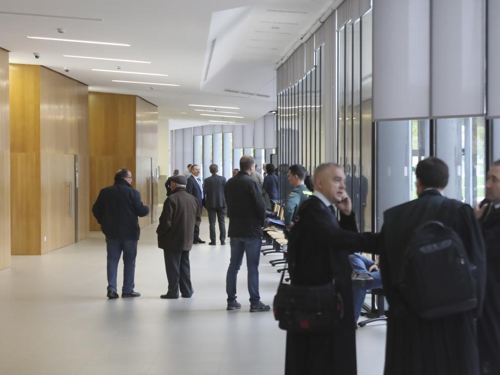 Sede del Palacio de Justicia de Huesca