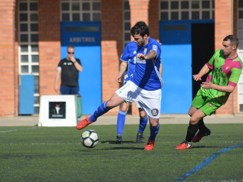 Fútbol, Regional Preferente Caspe vs San Fernando