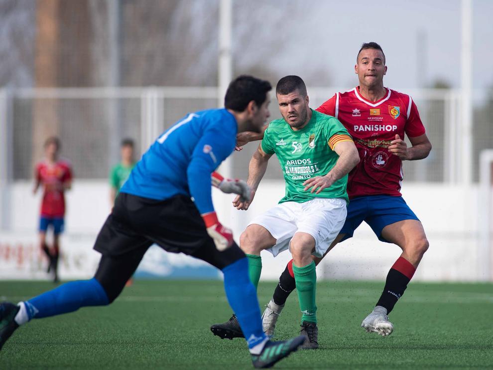 Fútbol. Regional Preferente- Montecarlo vs. Quinto.