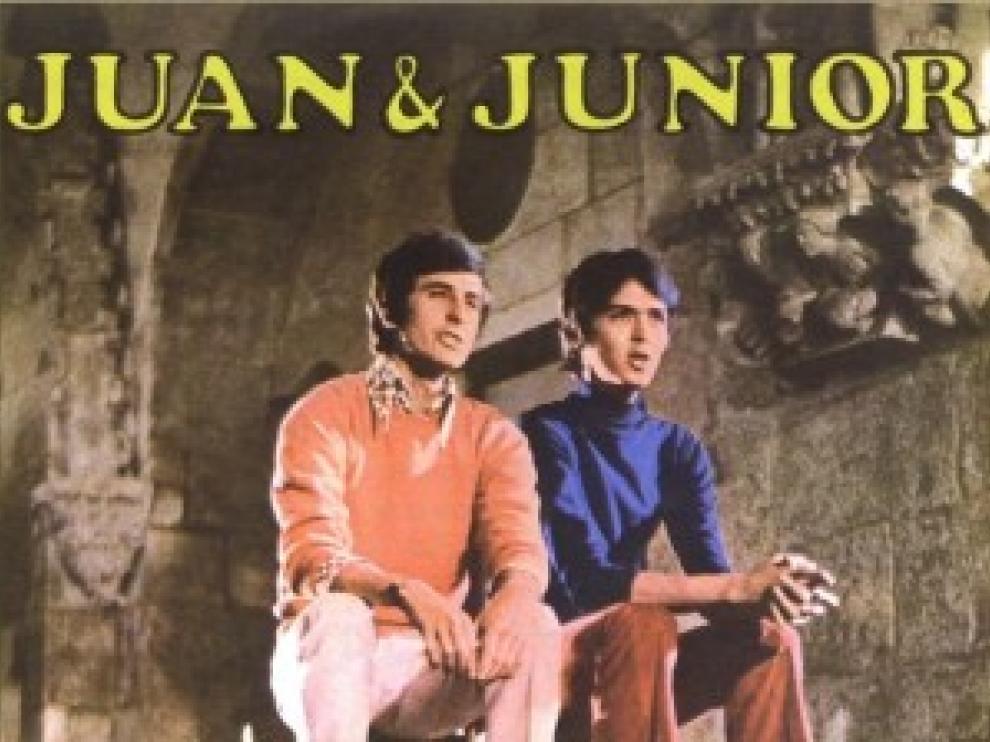 1 Juan y Junior