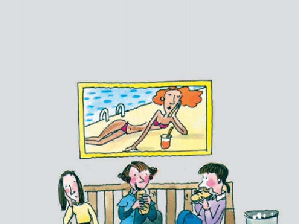 Guía Instituto de la Mujer sobre anorexia y bulimia.