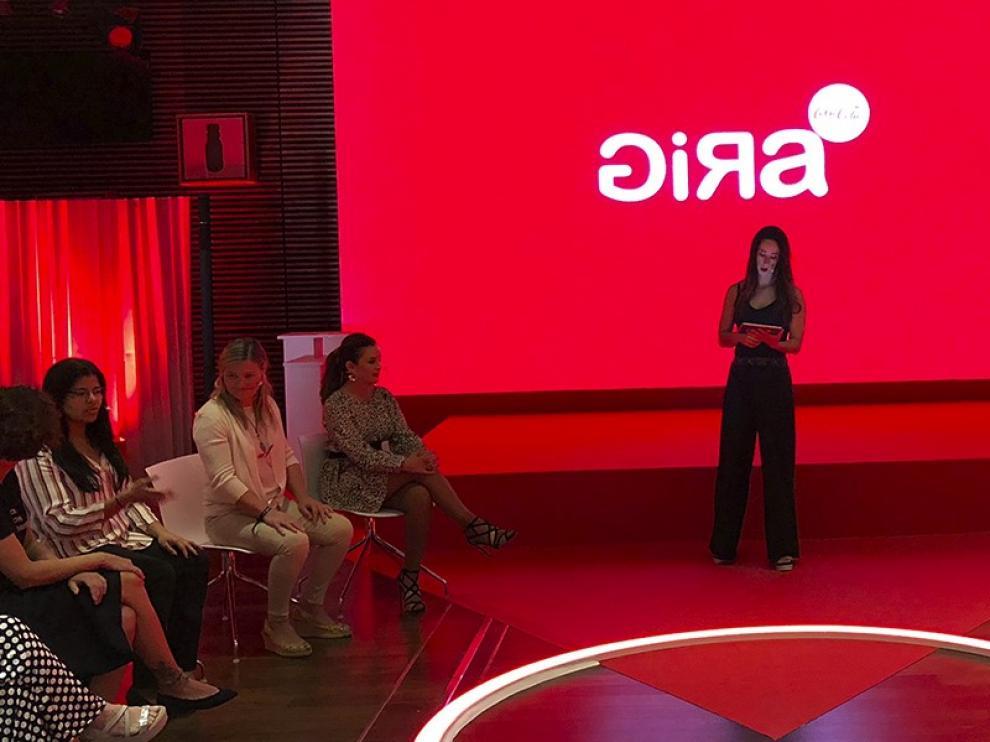 Imagen de una de las presentaciones de la GIRA Mujeres, promovida por Coca-Cola.