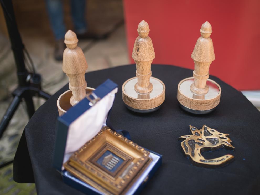 Los premios Danzante sirven de preselección para los Óscar