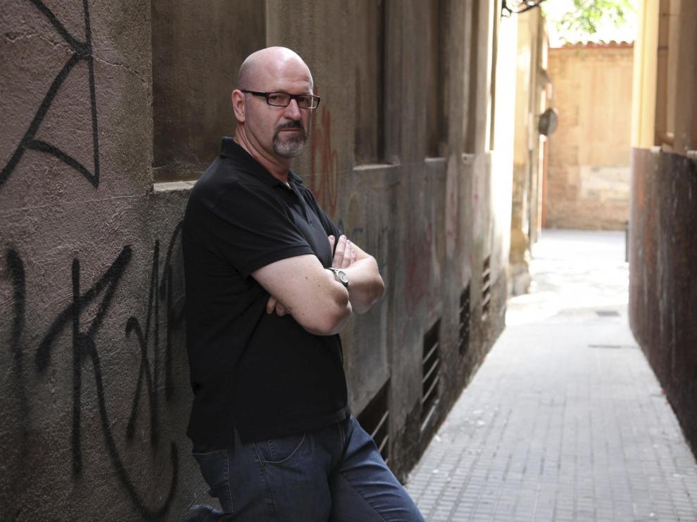 Esteban Navarro/ Foto Fernando Paules