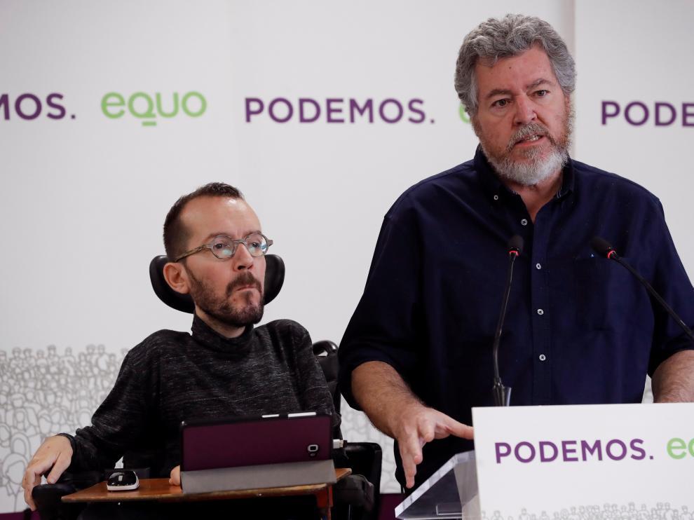 Unidas Podemos suma a Equo para las generales, que ocupará el primer puesto de la candidatura por Álava