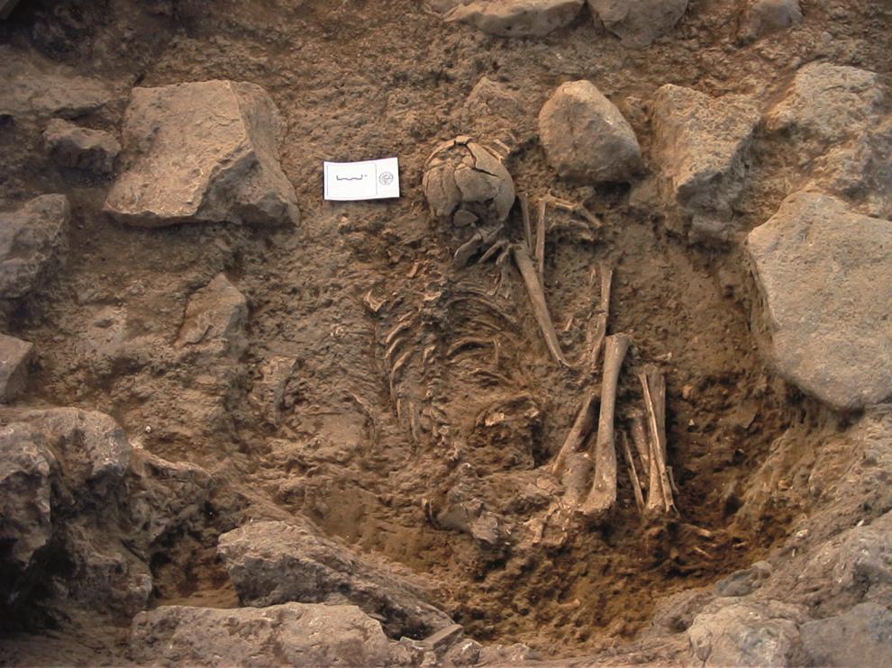 Bronze Age-Lloma de Betxi (Paterna)