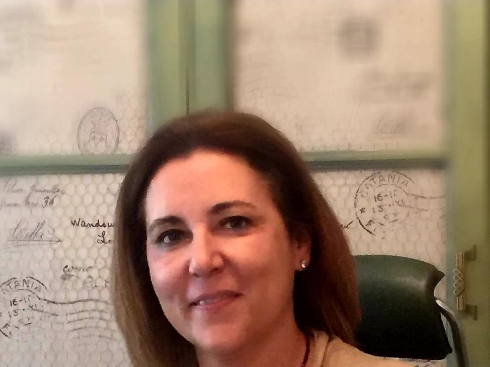 Lourdes Guillén, candidata de Ciudadanos.