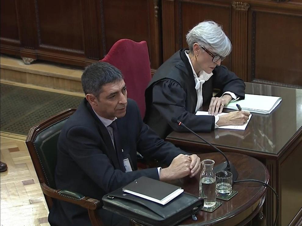 Trapero acepta declarar al Supremo, pese a estar procesado en la Audiencia