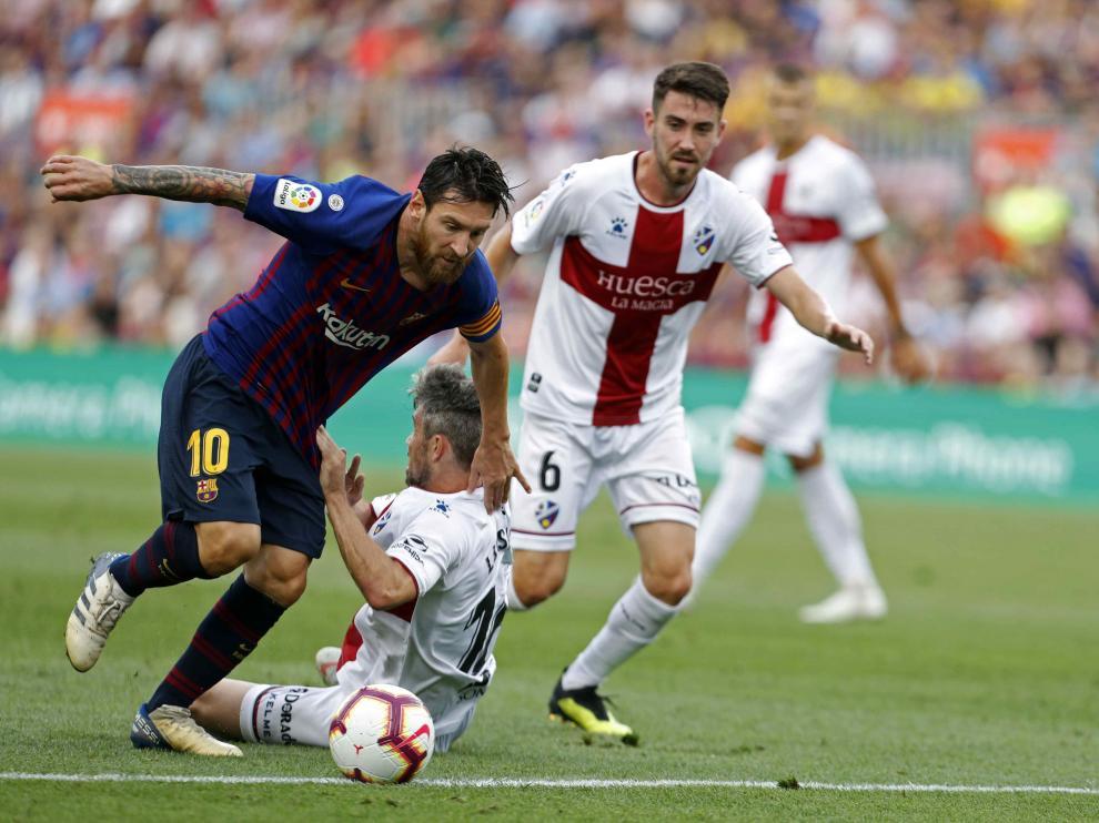 FC Barcelona-Messi