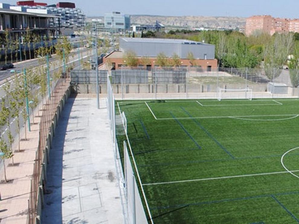Campo de fútbol del Ranillas