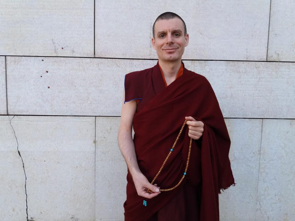 El Lama Rinchen Gyaltsen.