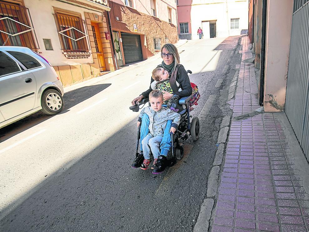 Problemas de movilidad en Teruel