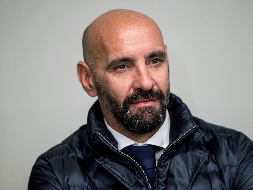 Ramón Rodríguez 'Monchi', nuevo director deportivo del Sevilla.