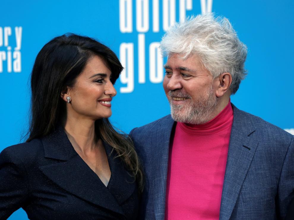 """Almodóvar """"Dolor y Gloria"""" es la película que más me representa íntimamente"""