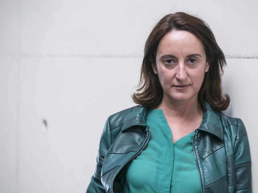 Ángela Labordeta.