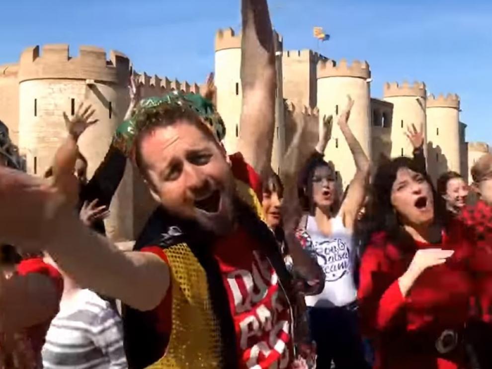 """""""La Corona no se toca"""", nueva parodia musical de Dubidud"""