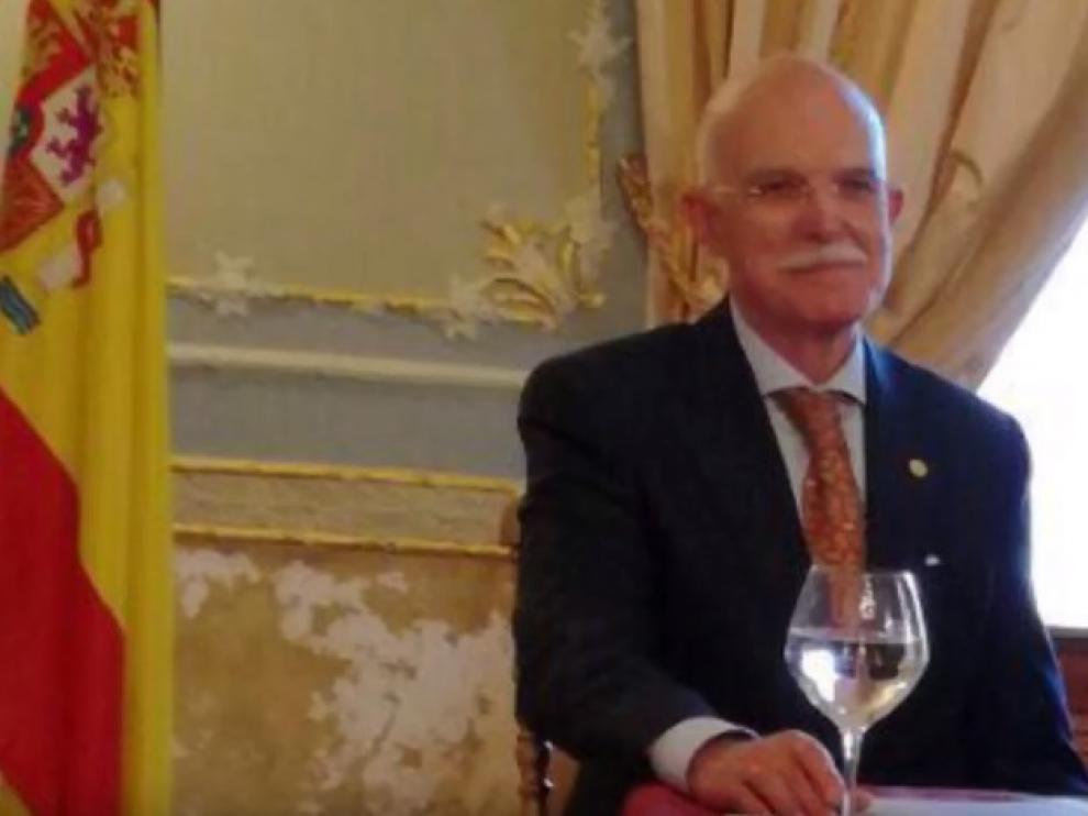 Vox ficha al general Agustín Rosety Fernández de Castro