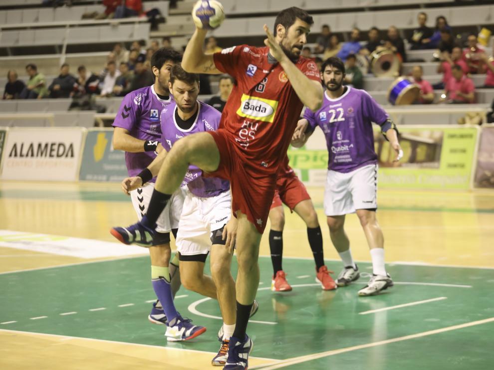 Balonmano Copa del Rey Bada Huesca- Guadalajara / 6-3-19 / Foto Rafael Gobantes [[[FOTOGRAFOS]]]