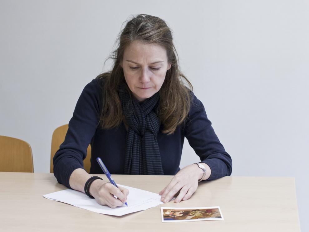 Cristina Grande.