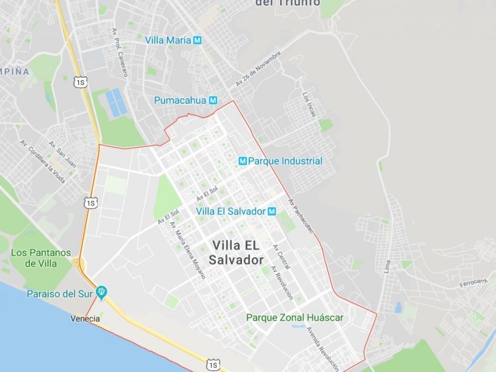 El suceso se produjo en un colegio privado del distrito limeño de Villa El Salvador, en Perú.