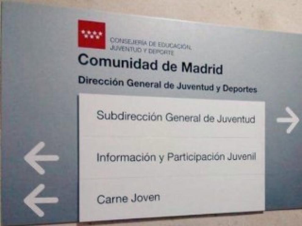 La importancia de una tilde: ¿Carne joven en la consejería de Educación y Juventud de Madrid?