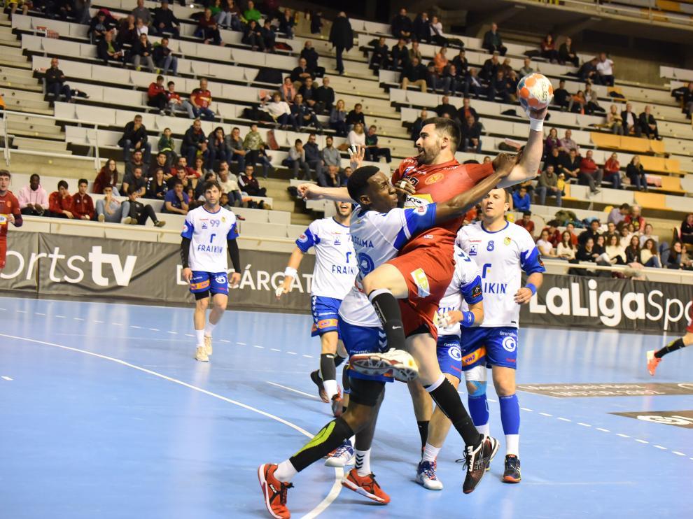 Balonmano Bada Granollers / 20-03-2019 / Foto Roger Navarro [[[FOTOGRAFOS]]]