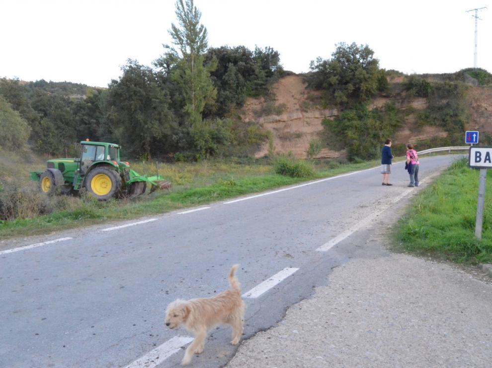 Bárcabo, uno de los municipios que nutre de niños la escuela de Paúles de Sarsa.