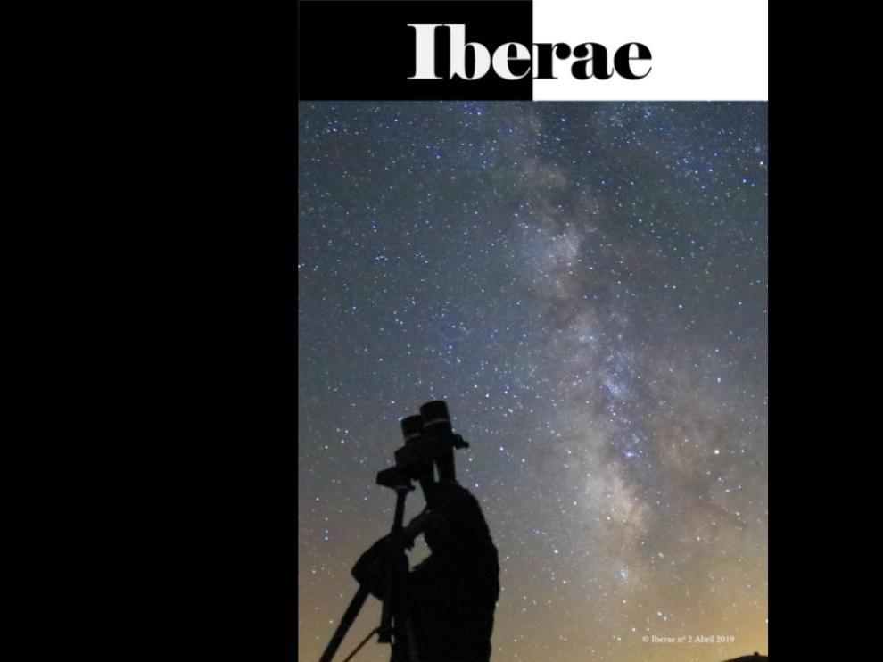Portada de la revista 'Iberae'