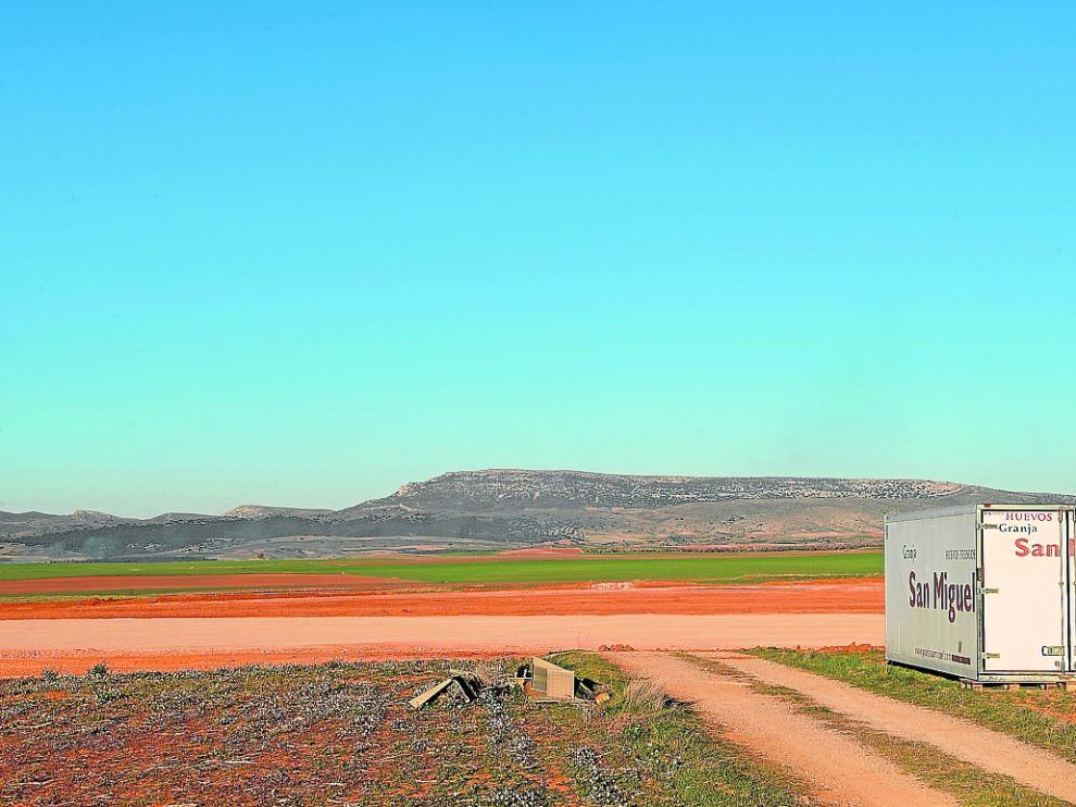 Granja San Miguel tiene muy avanzado el movimiento de tierras para construir las primeras naves