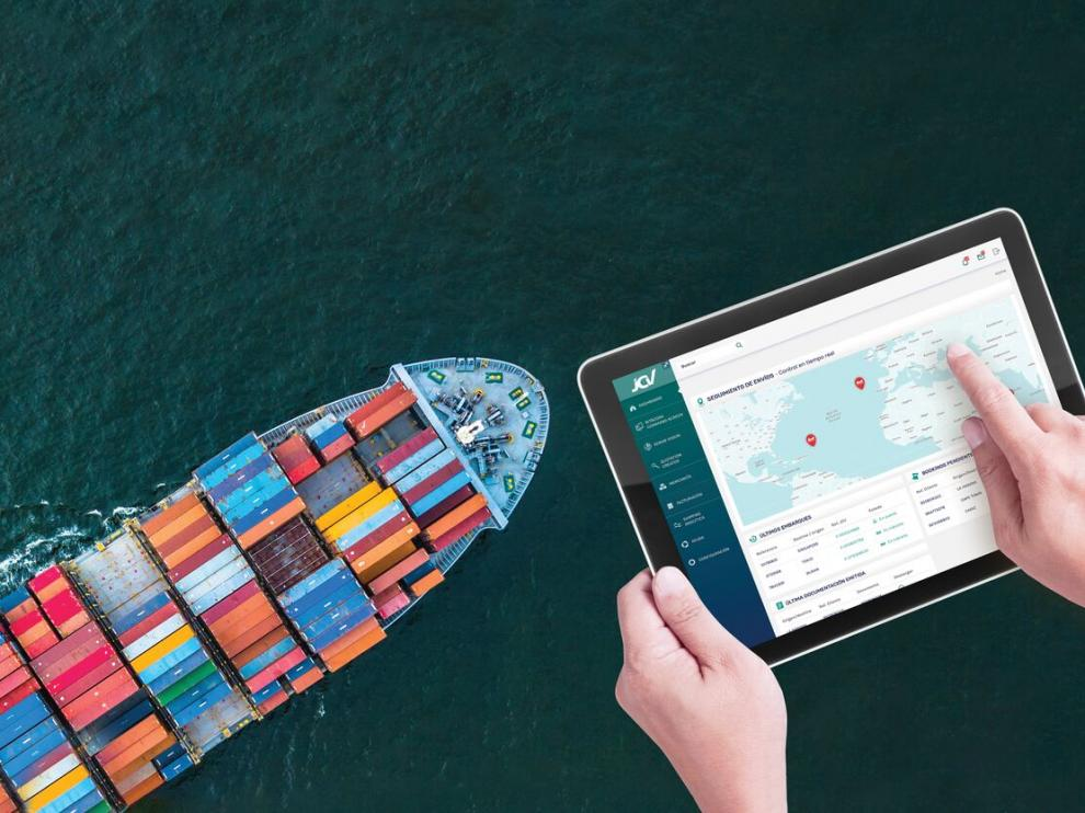 JCV barco aplicación