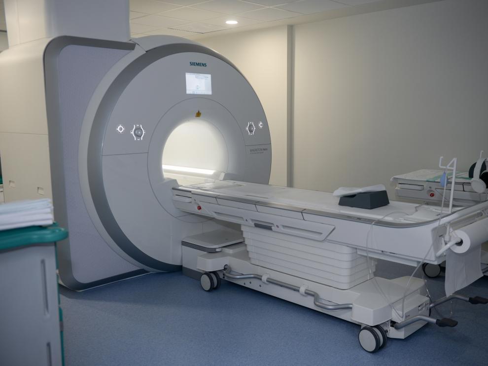 La resonancia magnética será similar a la instalada recientemente en el hospital de Teruel.