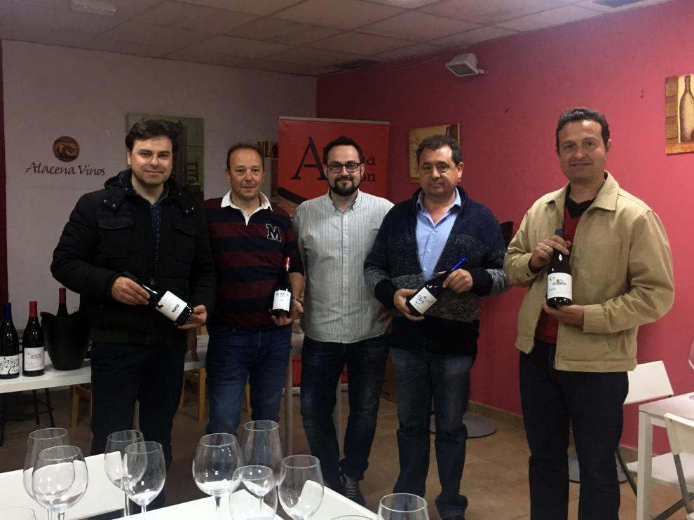 Alacena vinos