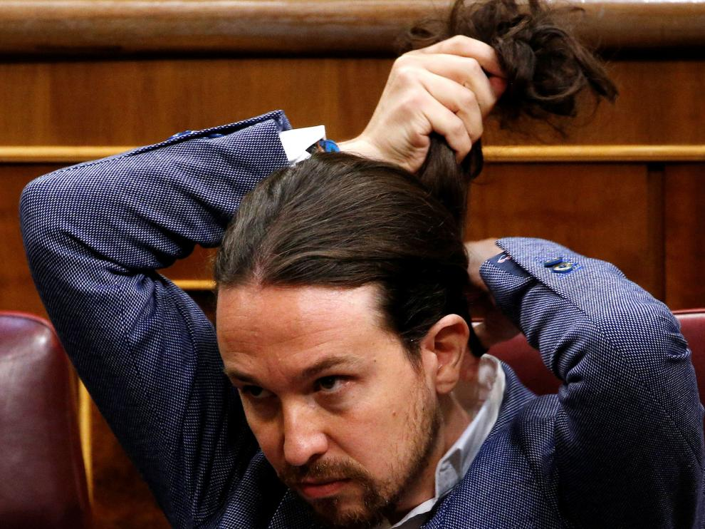Pablo Iglesias vuelve a la vida política tras un paréntesis.
