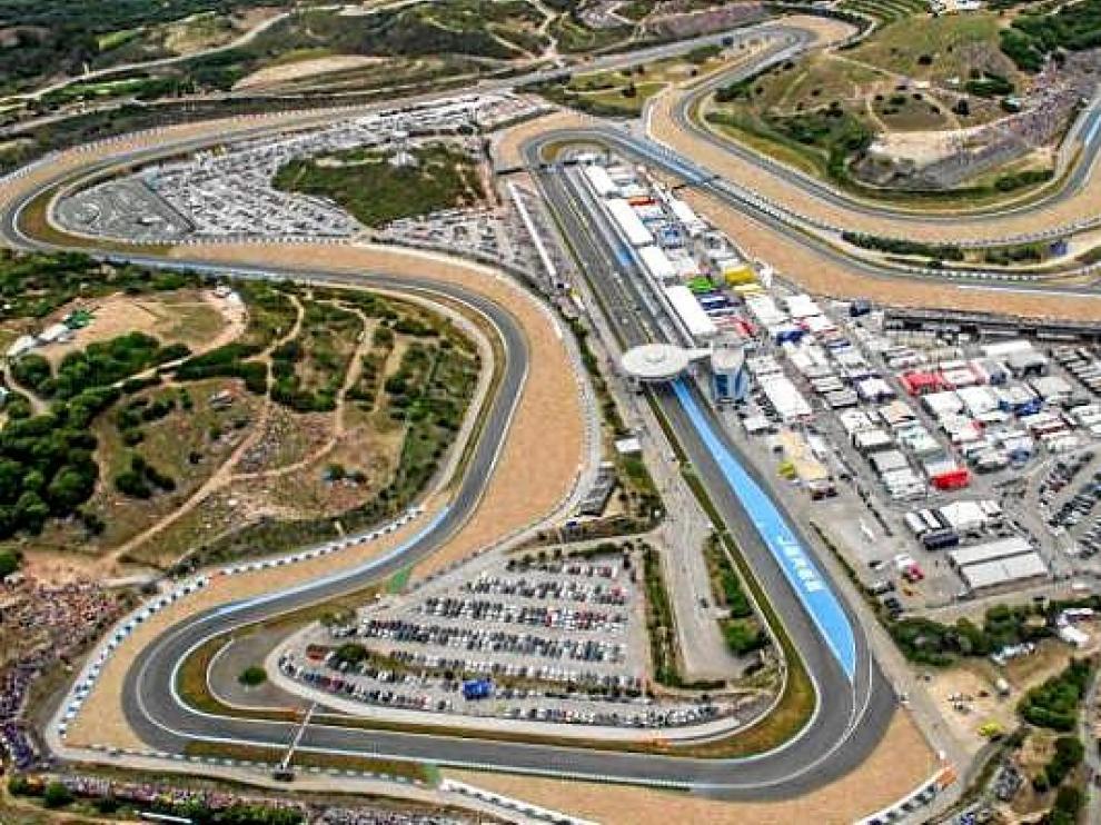 Circuito de Jerez.