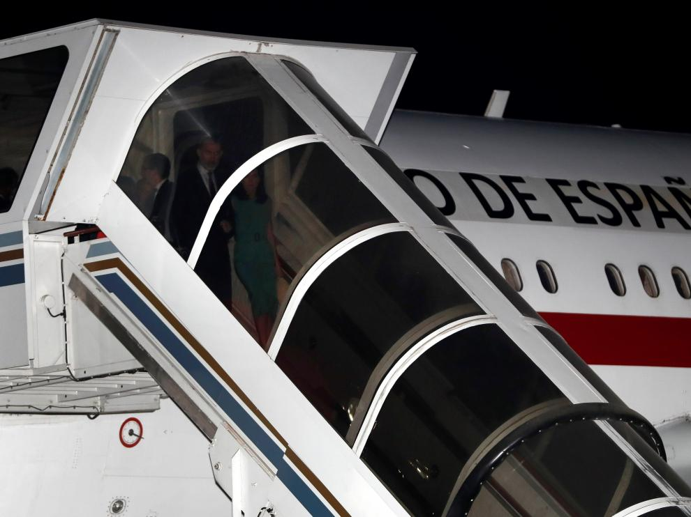 Avión Reyes de España