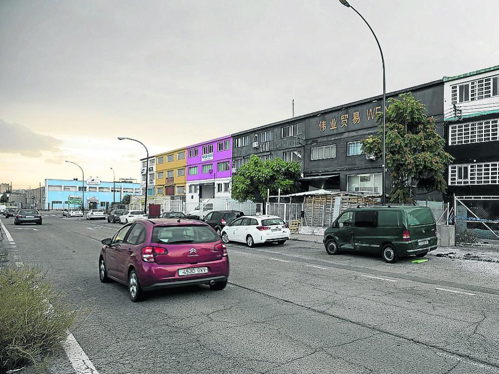 """Cogullada se encuentra en un """"pésimo estado"""", tal y como reconoce Urbanismo, pero ofrece oportunidades de reconversión."""