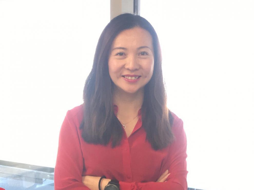 Ying Xue, presidenta Cámara de Comercio e Inversiones de China en España