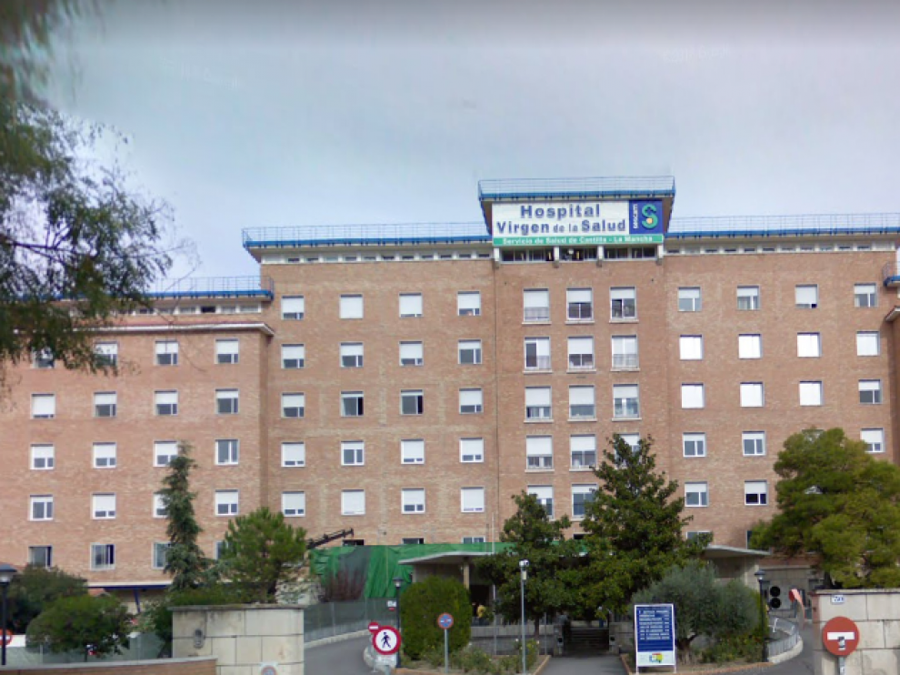 Hospital Virgen de la Salud de Toledo.