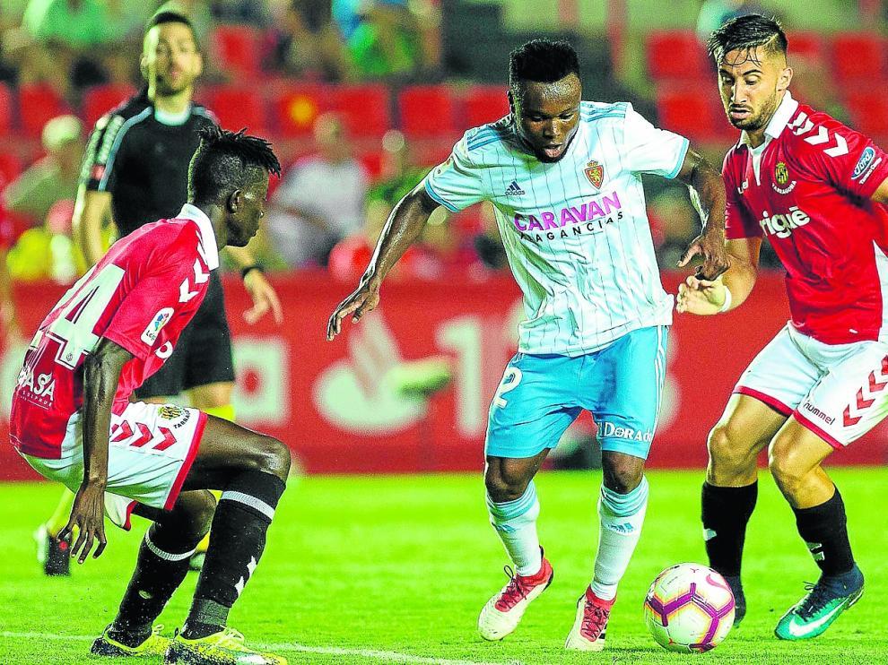 Igbekeme contra el Mallorca