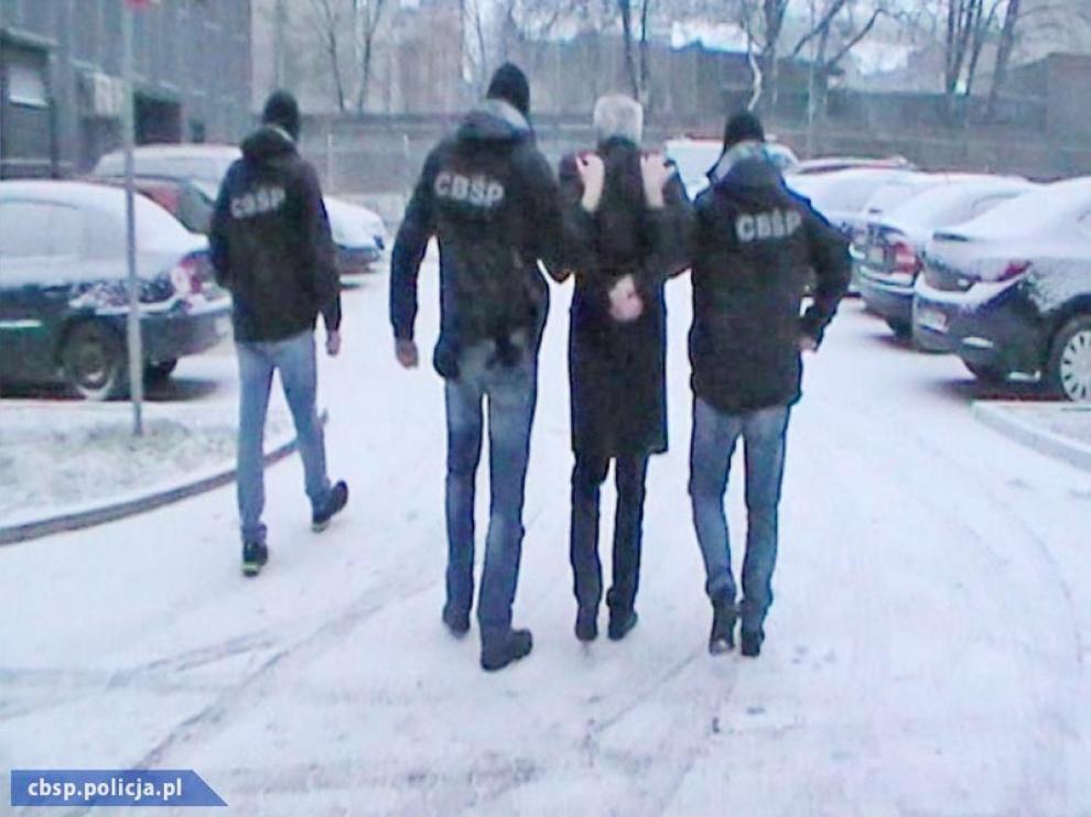 La Policía polaca detuvo a Pini a finales de 2016 en ese país.