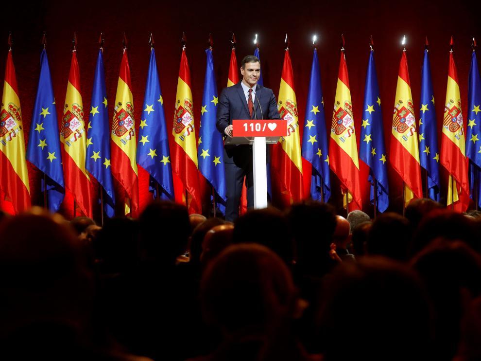 Sánchez programa electoral