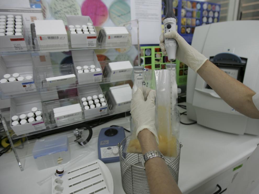 Los productos se someten a análisis exhaustivos para evitar los fraudes alimenticios.