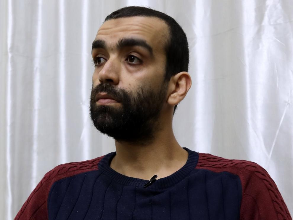 El marroquí Mohamed Aghdoun