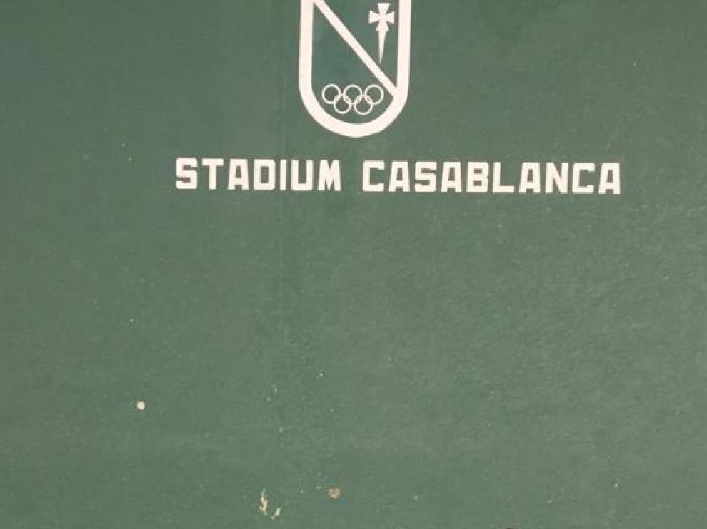 Formación del Stadium Casablanca, de Primera División