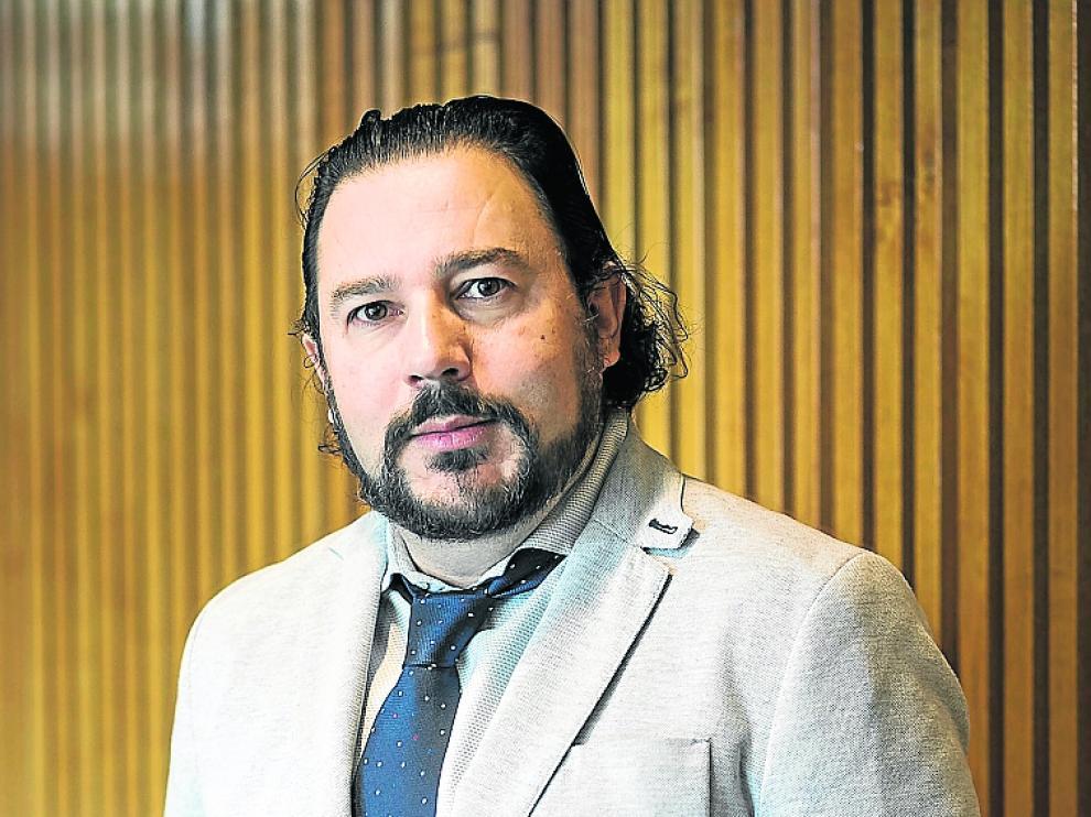 LUIS FERNANDEZ ANTELO ( MAGISTRADO DEL TRIBUNAL SUPERIOR DE JUSTICIA DE MADRID ) / 22/03/2019 / FOTO : OLIVER DUCH [[[FOTOGRAFOS]]]