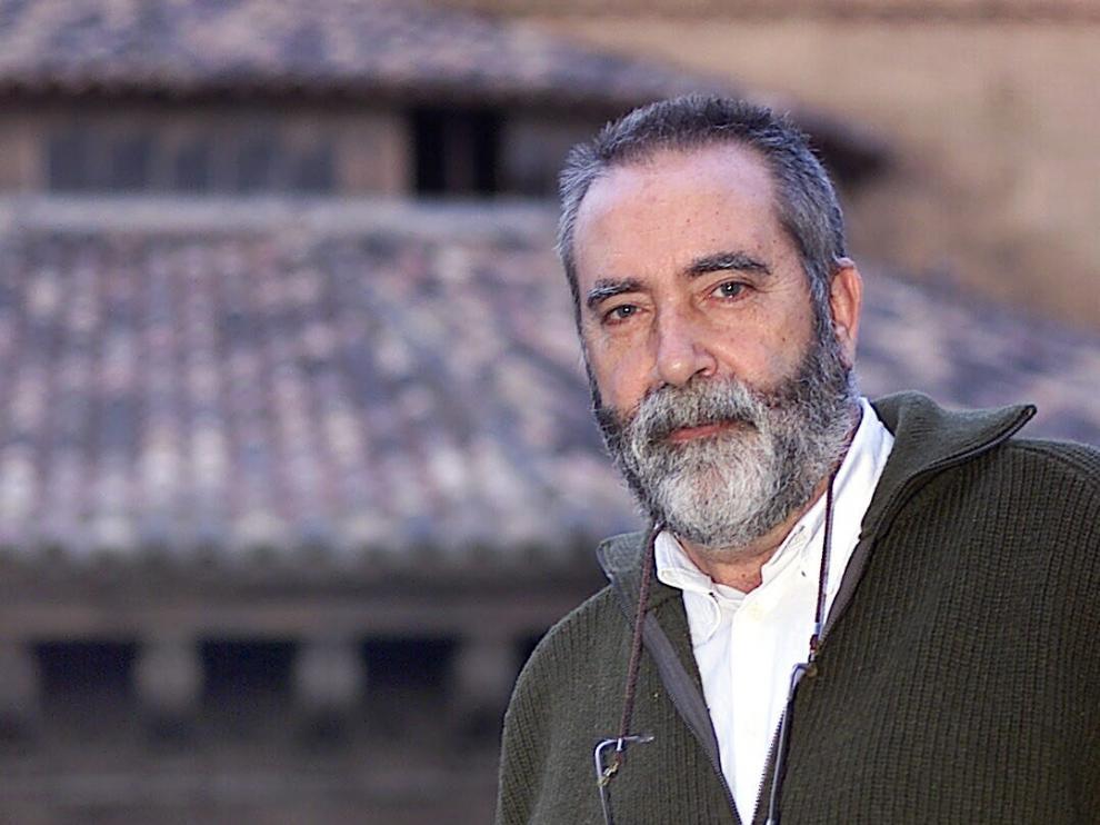 El profesor Enrique Gastón