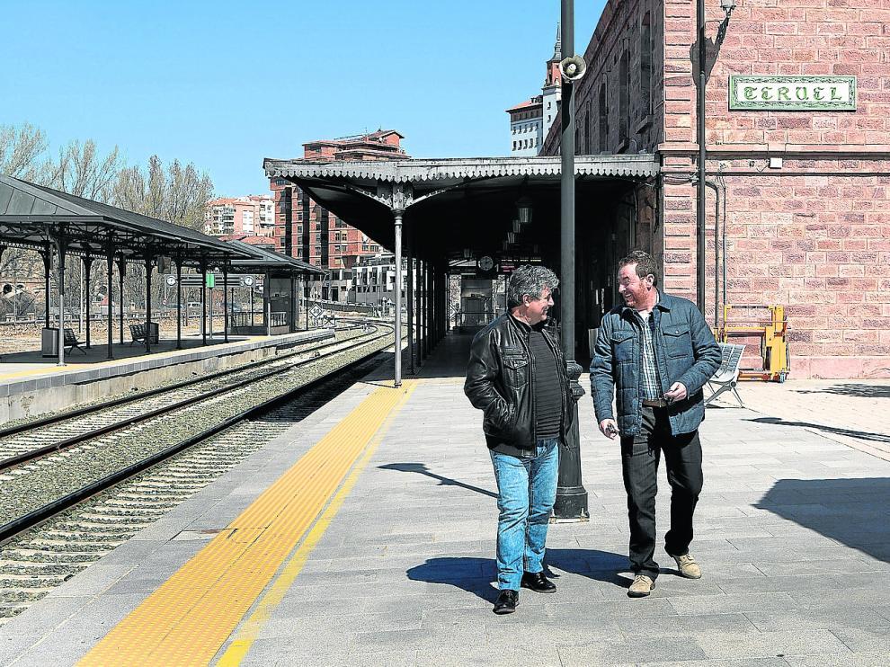 Estación ferroviaria de Teruel