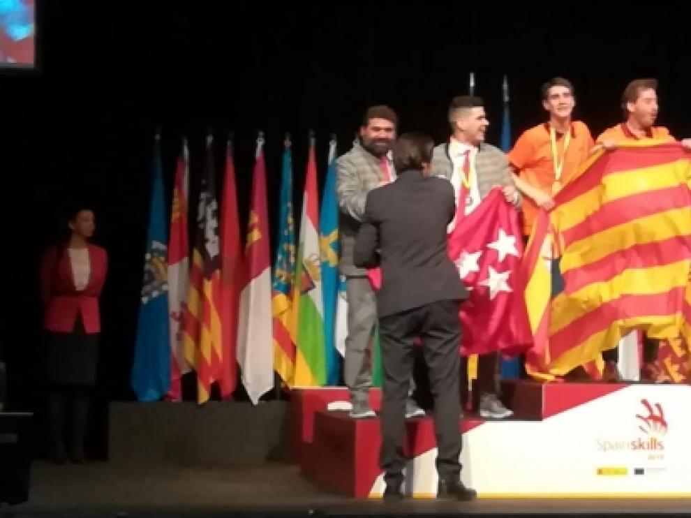 David Franco, mejor estudiante de España en Desarrollo Web.