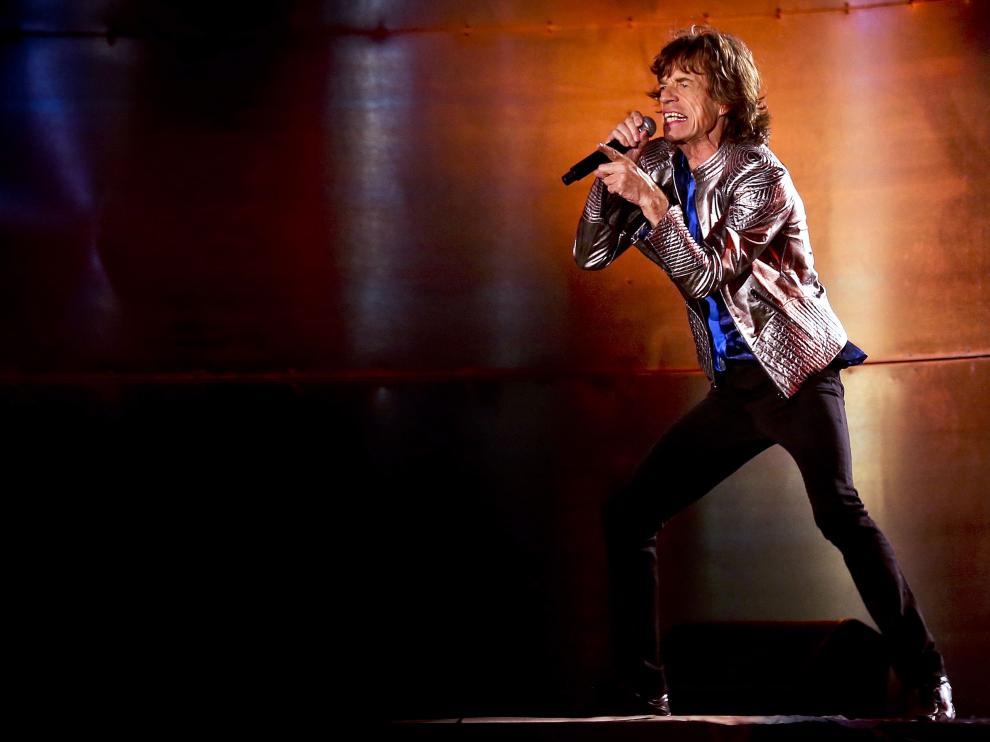 Mick Jagger en una imagen de archivo